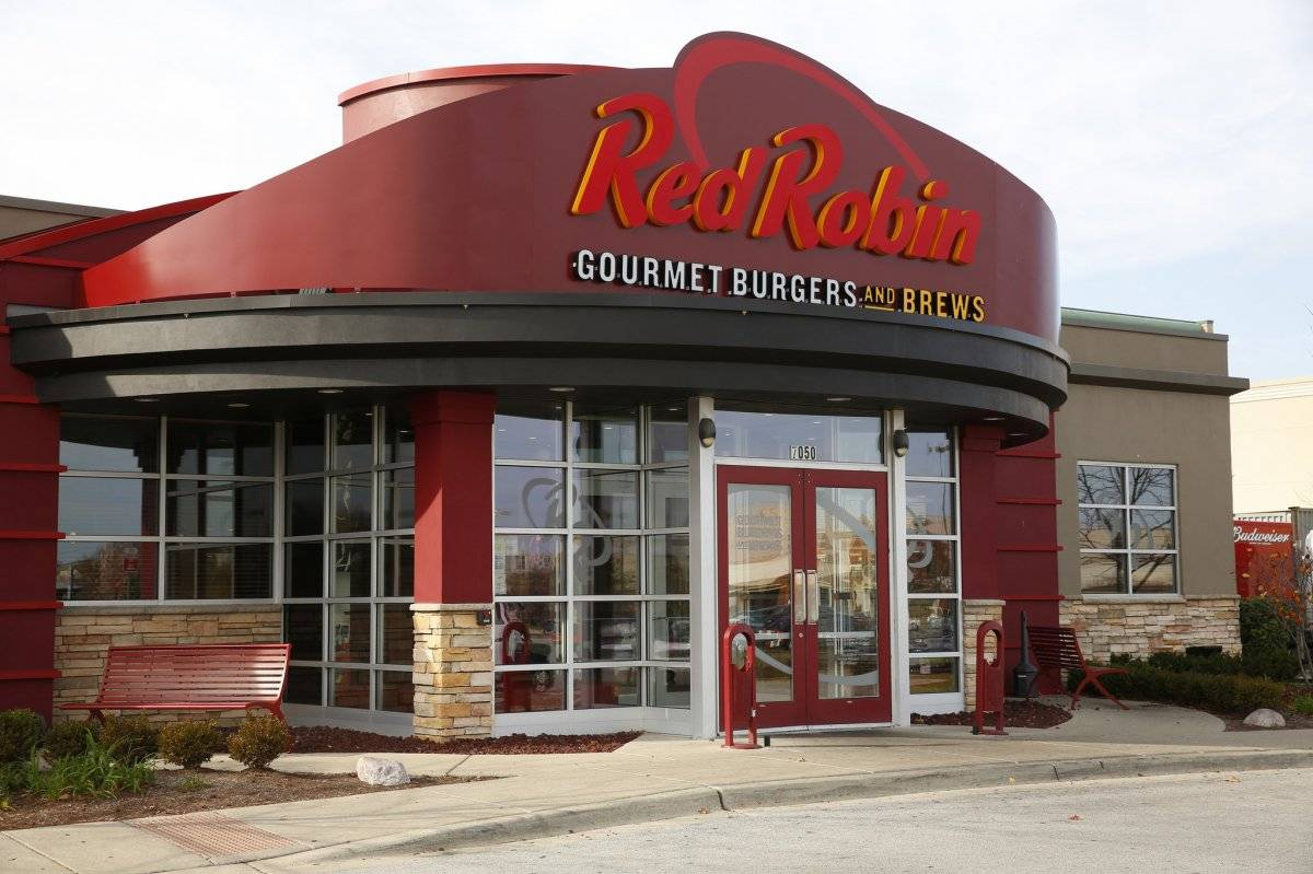 red robin restaurants