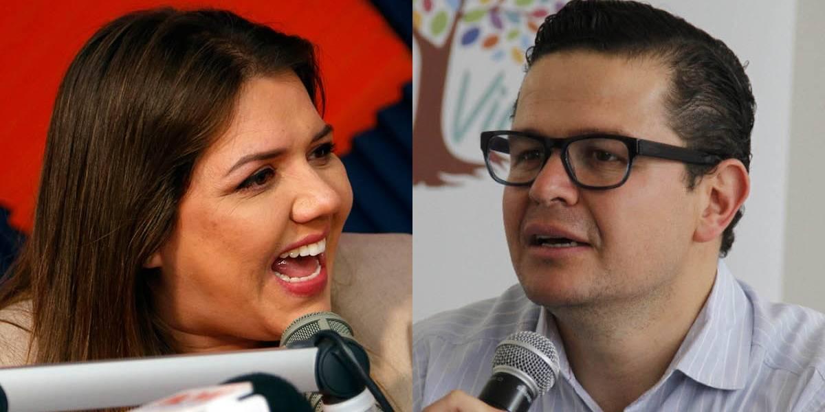 Presidencia dice que renuncia de María Alejandra Vicuña debe ser conocida por la Asamblea Nacional