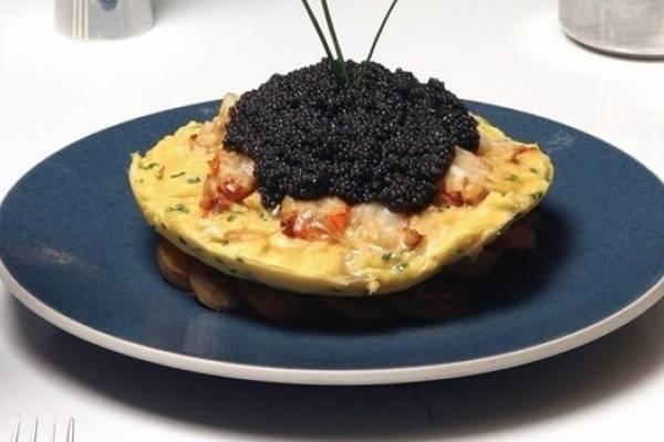 omelette mas caro