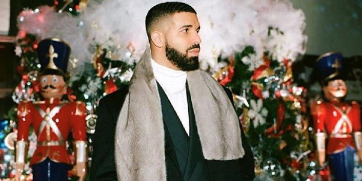 Drake se corona como el más escuchado en Spotify