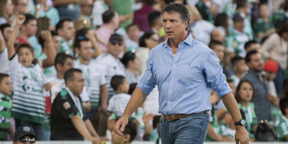 Veracruz cancela presentación de Siboldi como entrenador
