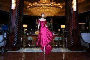Colección Back To El San Juan Hotel, de la diseñadora Stella Nolasco / Suministrada