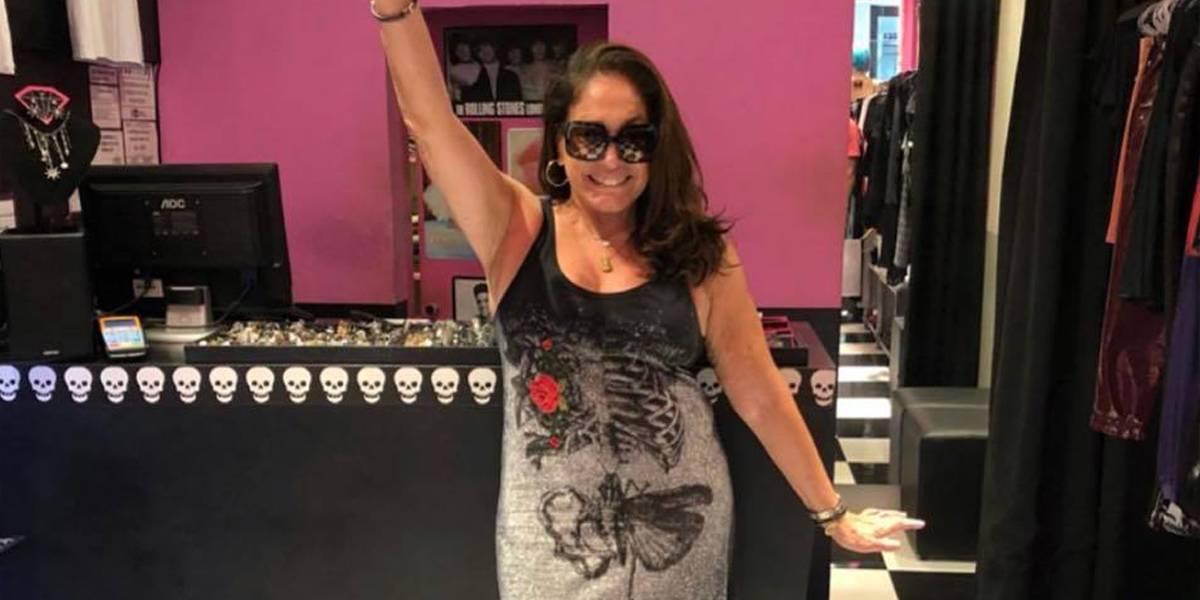 Susana Vieira revela que já fez sexo no avião com desconhecido