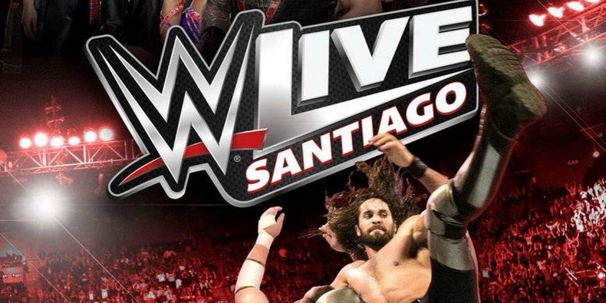 WWE Live Santiago 2018: Revisa la cartelera y quiénes lucharán esta noche en el Movistar Arena