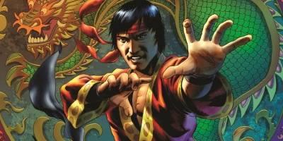 Superhéroe asiático.