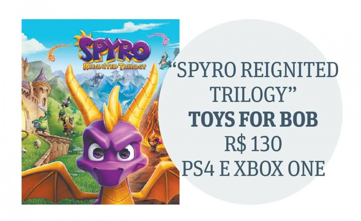 spyro reign trilogy