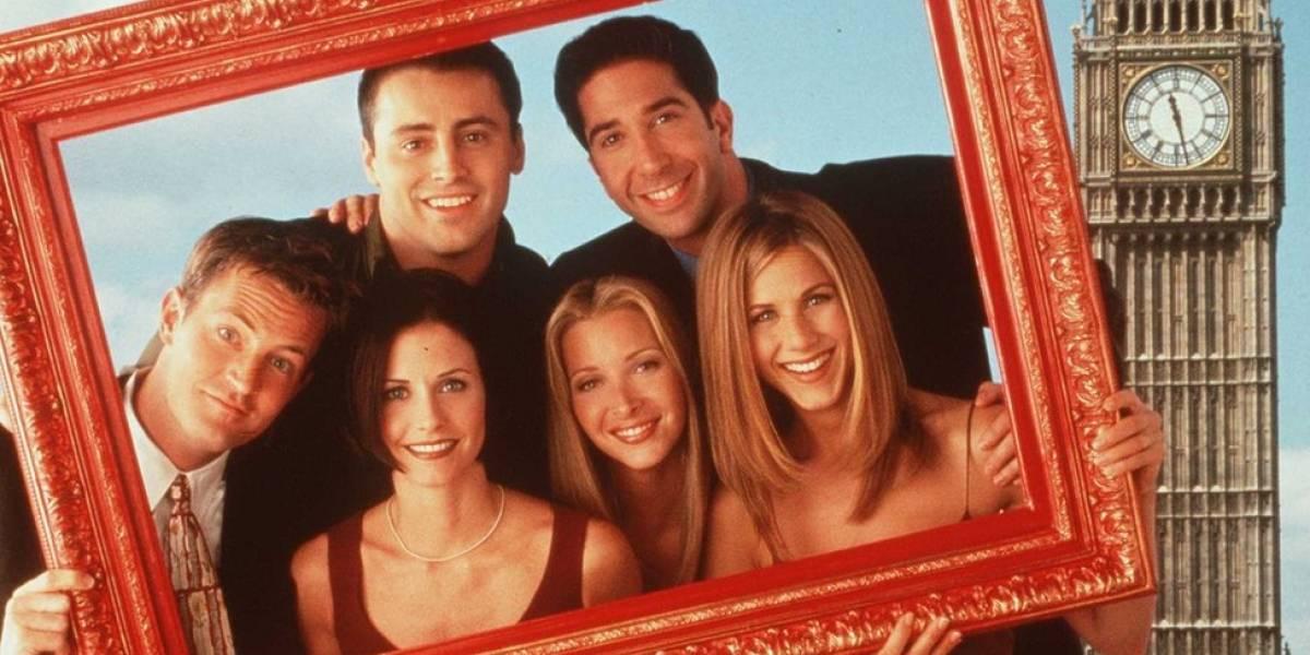 """Quanto o Netflix paga para manter """"Friends"""" no ar?"""