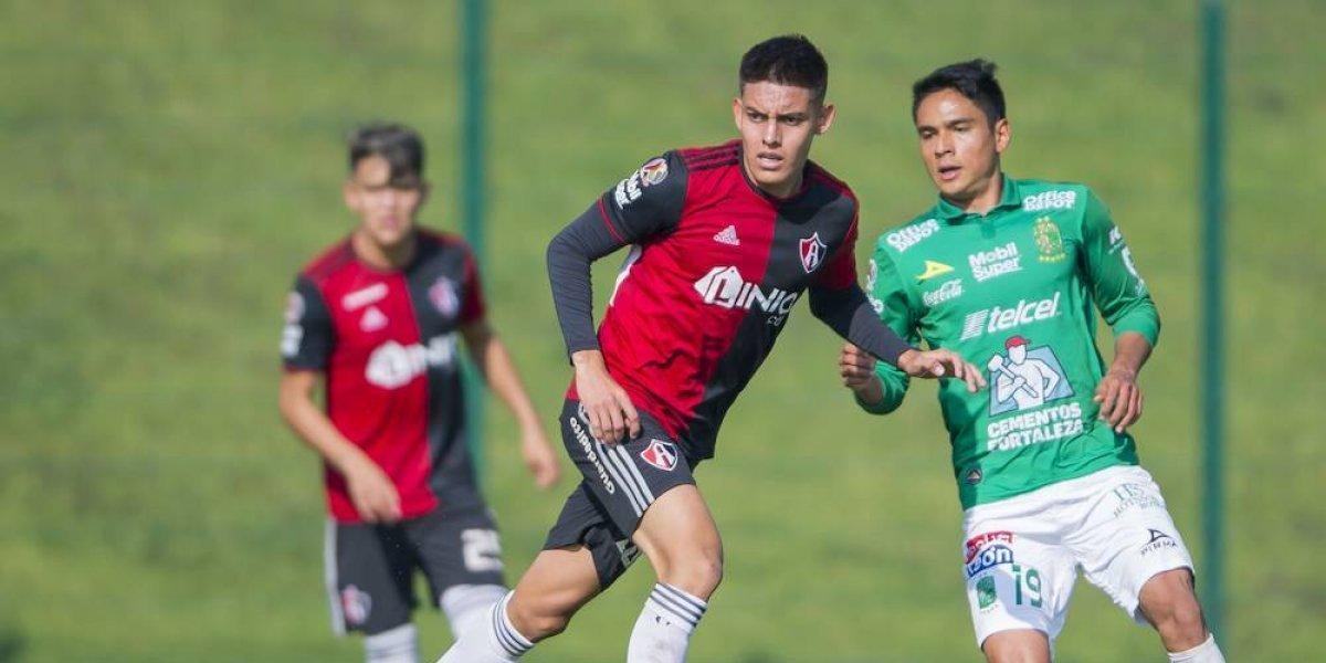 Atlas pierde en Semifinales Sub-20; Chivas rescata empate