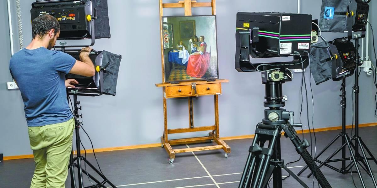 Coleção de Johannes Vermeer ganha mostra on-line do Google