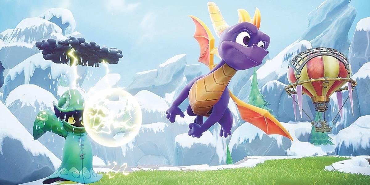 Clássico dos anos 90, Spyro está de volta