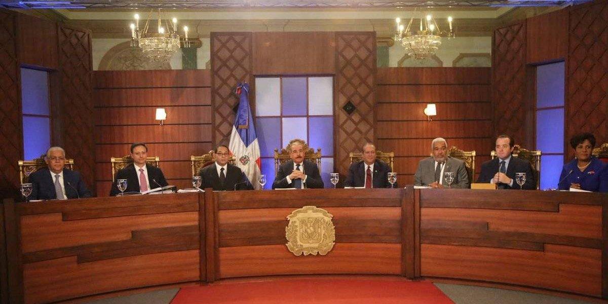CNM entrevista a los primeros 14 aspirantes al Constitucional