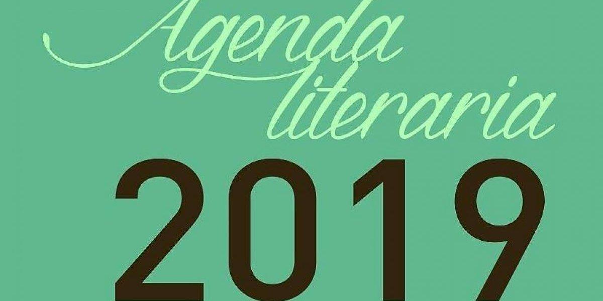 "Escritora Elsa Báez de Amorós presentó ""Agenda Literaria 2019"""