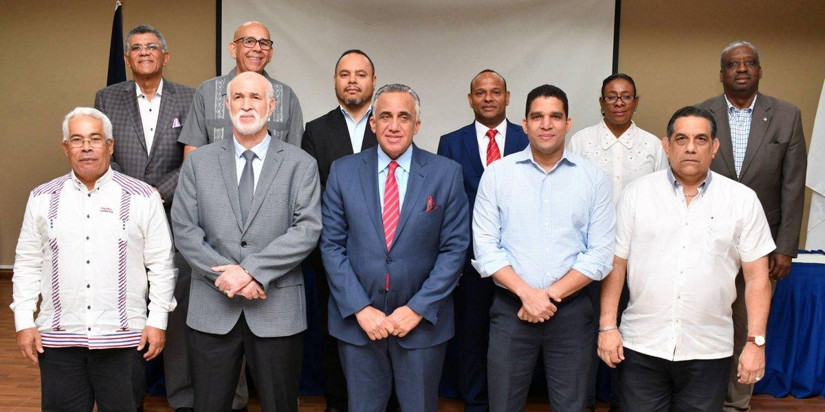 Luis Mejía seguirá en la presidencia del COD