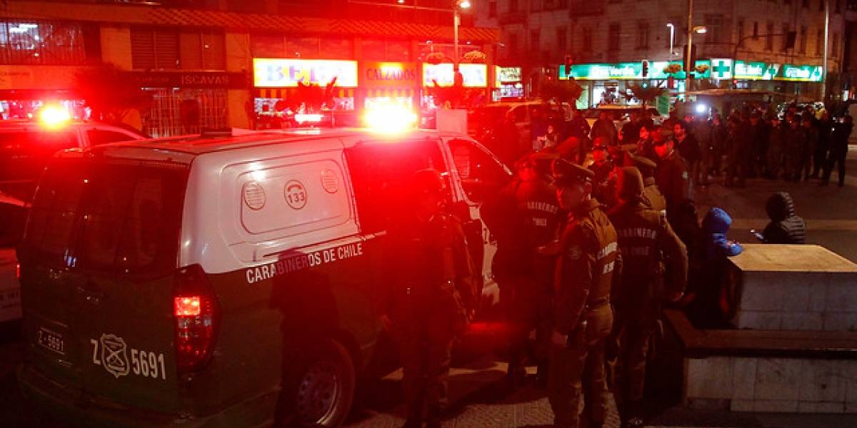 Fue asesinada a quemarropa: una mujer fallece y su hermano queda en estado grave tras ser baleados en Estación Central
