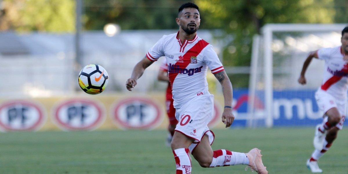 Curicó Unido realizó gran poda para 2019: Se fueron siete jugadores y conversarán con otros 10
