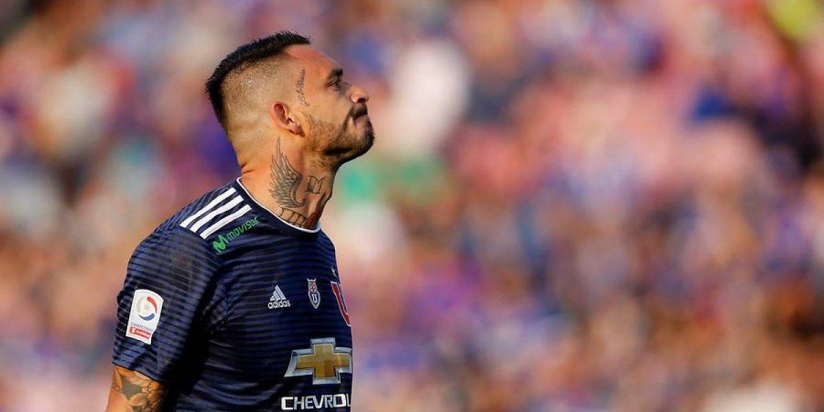 """Mauricio Pinilla fue ofrecido a Fernando Díaz: """"Le dijeron que estaba disponible para jugar en Unión Española"""""""