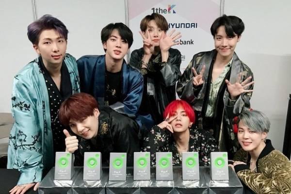 Quiénes son los integrantes de la agrupación BTS