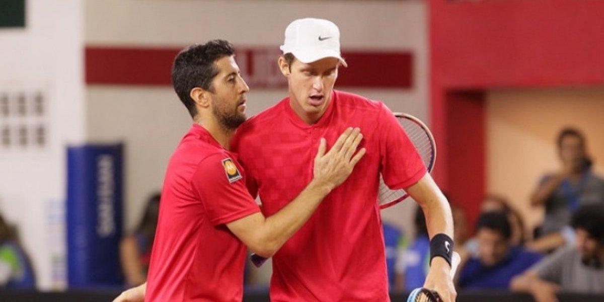 Nicolás Massú confirmó la nómina de Chile para la serie de Copa Davis contra Austria