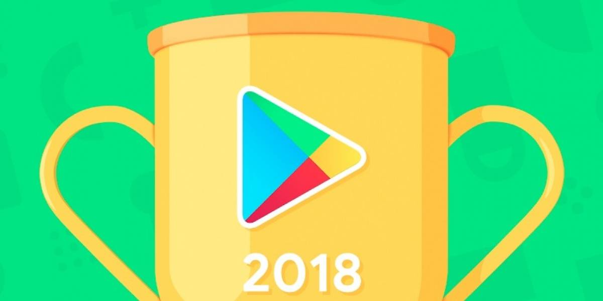 Estas son las mejores aplicaciones móviles del 2018 según Google Play