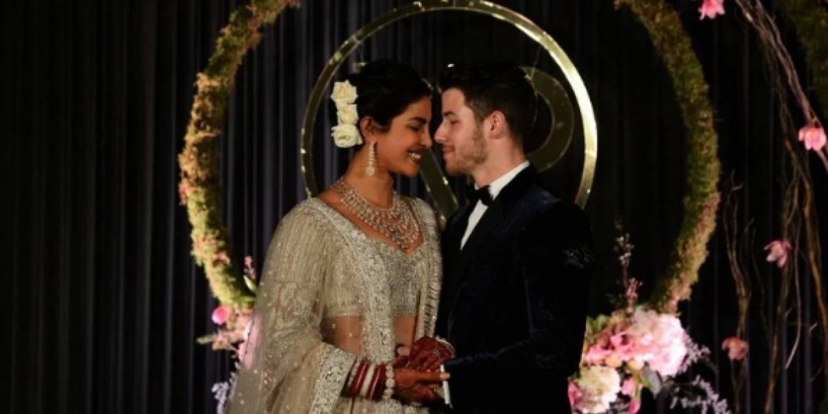 Así fue la mágica boda de Priyanka Chopra y Nick Jonas