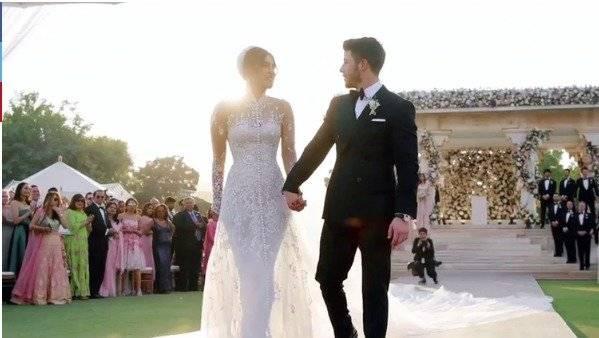 La espectacular boda de Nick Jonas y Priyanka Chopra