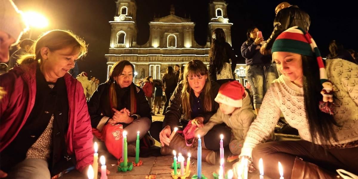 Prográmese para celebrar la Noche de las Velitas en Bogotá