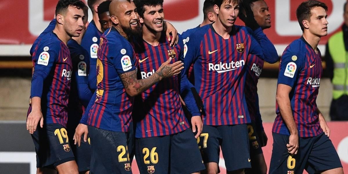 Barcelona no quiere sorpresas por parte de Cultural Leonesa en Copa del Rey
