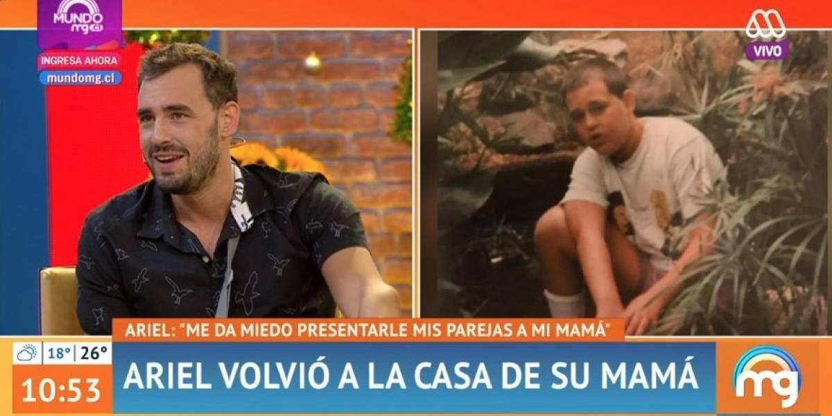 """Ariel Levy y caso López: """"No considero que (si es culpable) haga que yo le quite mi amistad"""""""