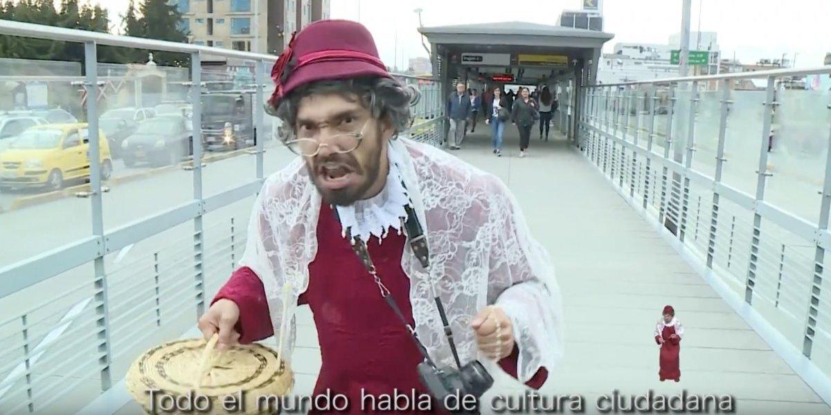 """""""Cuchiaventura en Transmi"""": la canción que le dedican desde la Universidad Nacional a TransMilenio"""