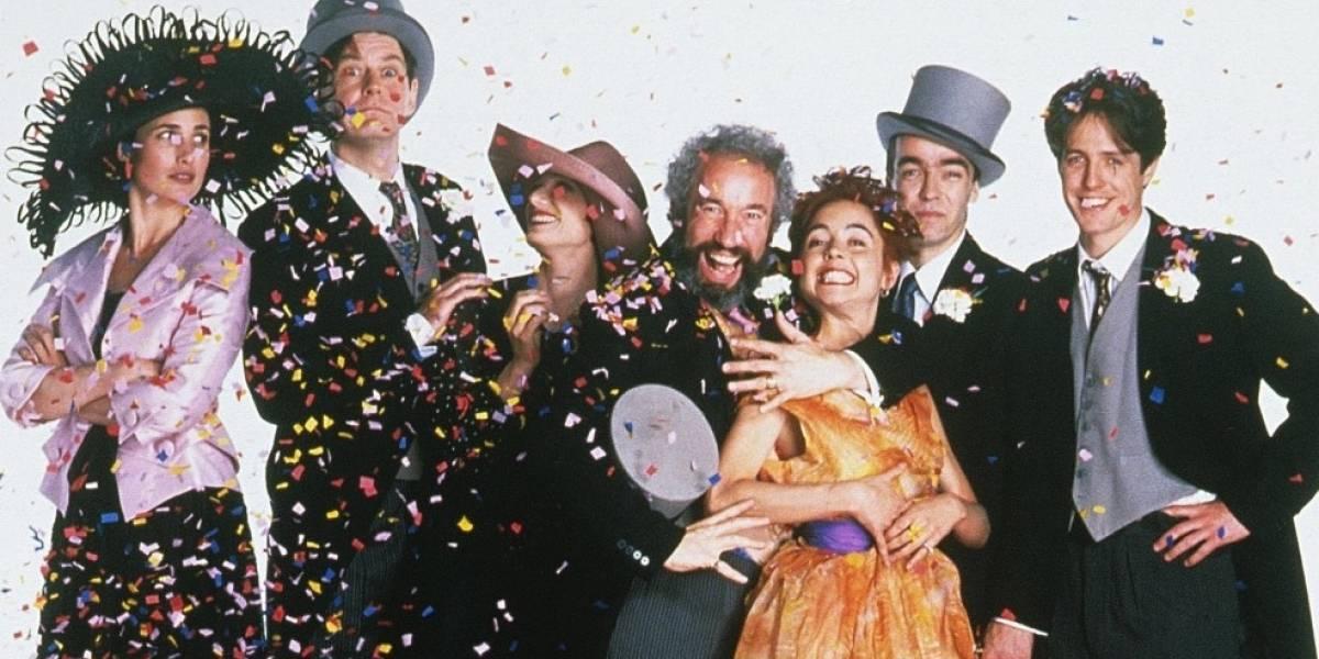 Protagonistas de 'Cuatro bodas y un funeral' grabarán una secuela