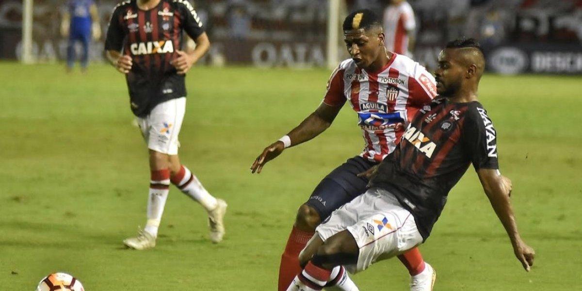 ¿Y ahora? Junior y Atlético Paranaense dejan la final en suspenso