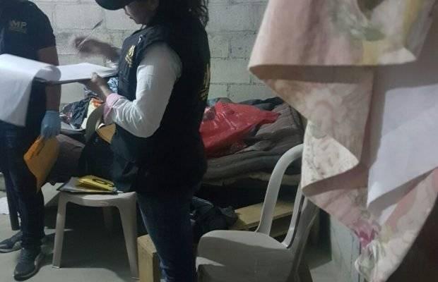 allanamientos en Zacapa por asesinato de abuela y nieta