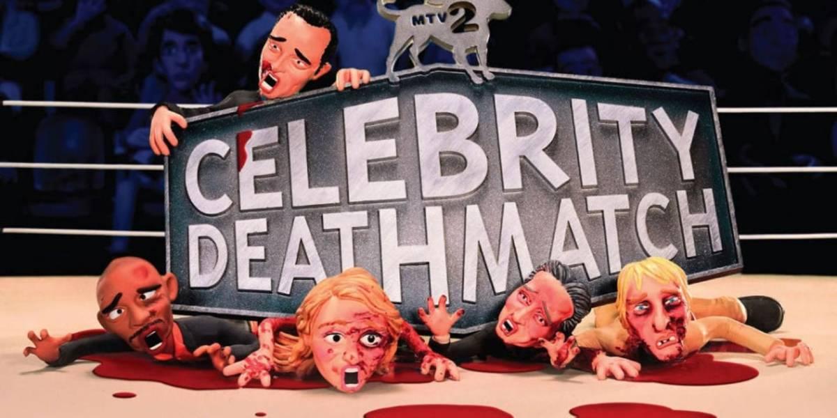 Estamos llorando de felicidad: ¡Celebrity Deathmatch regresará a la TV!