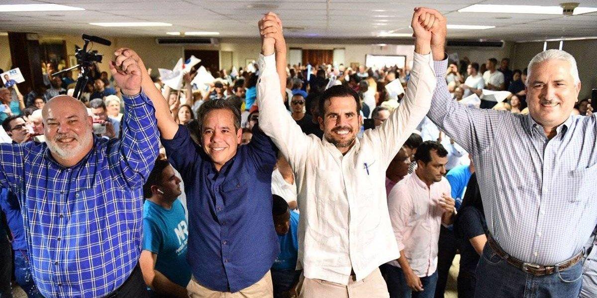 PNP cierra filas con candidatura de Rosselló para el 2020