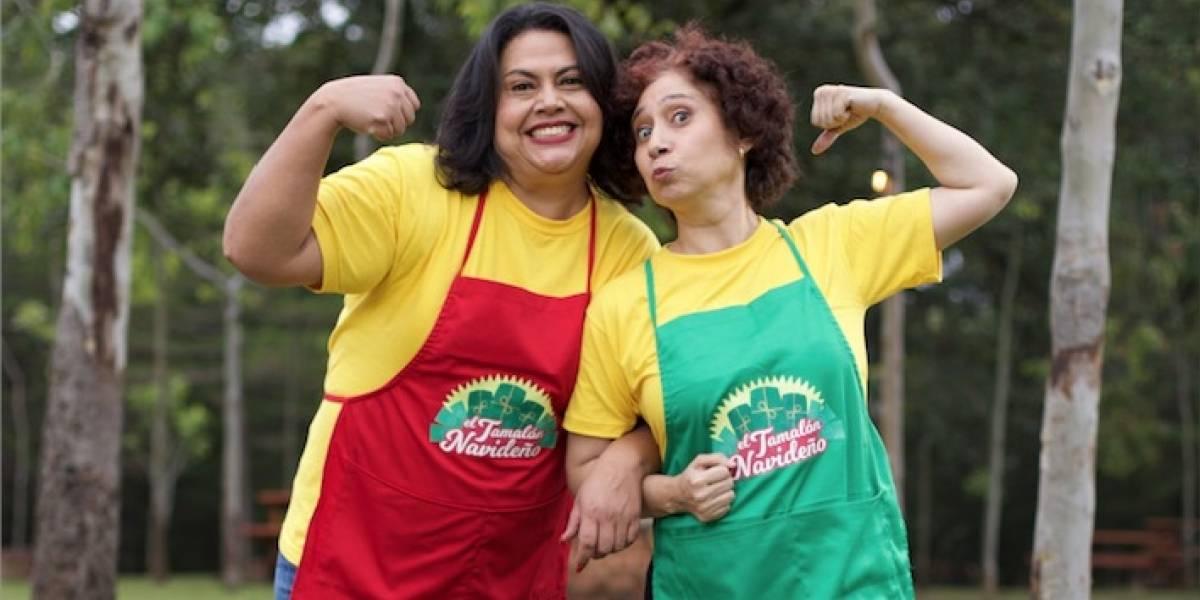 """""""El tamalón navideño"""" la película guatemalteca que te hará reír con un peculiar concurso"""