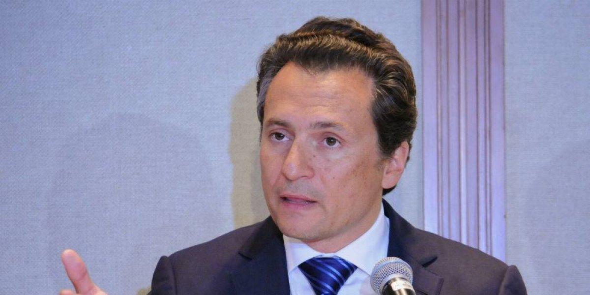 Emilio Lozoya obtiene amparo por caso Odebrecht