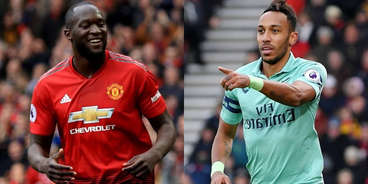 Manchester United y Arsenal protagonizan el clásico de la jornada en la Premier League