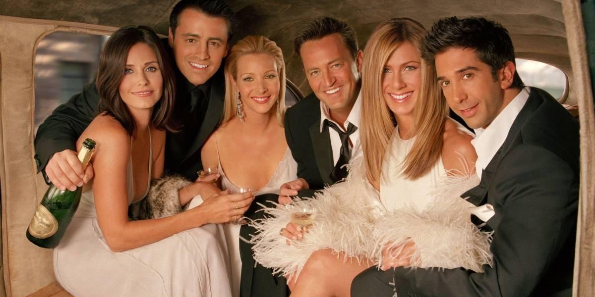 Netflix pagará 100 millones de dólares para conservar Friends durante 2019