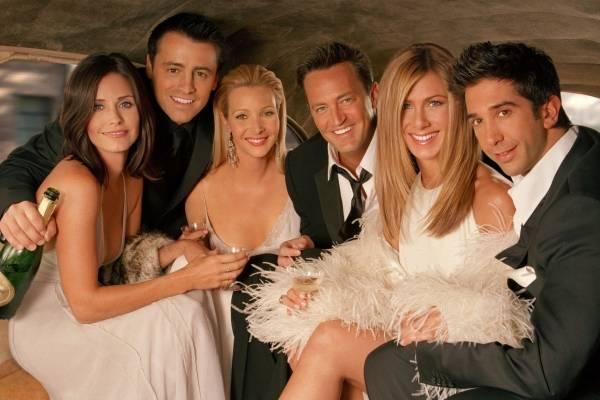 9b9f74810b8 Netflix pagará 100 millones de dólares para conservar Friends durante 2019