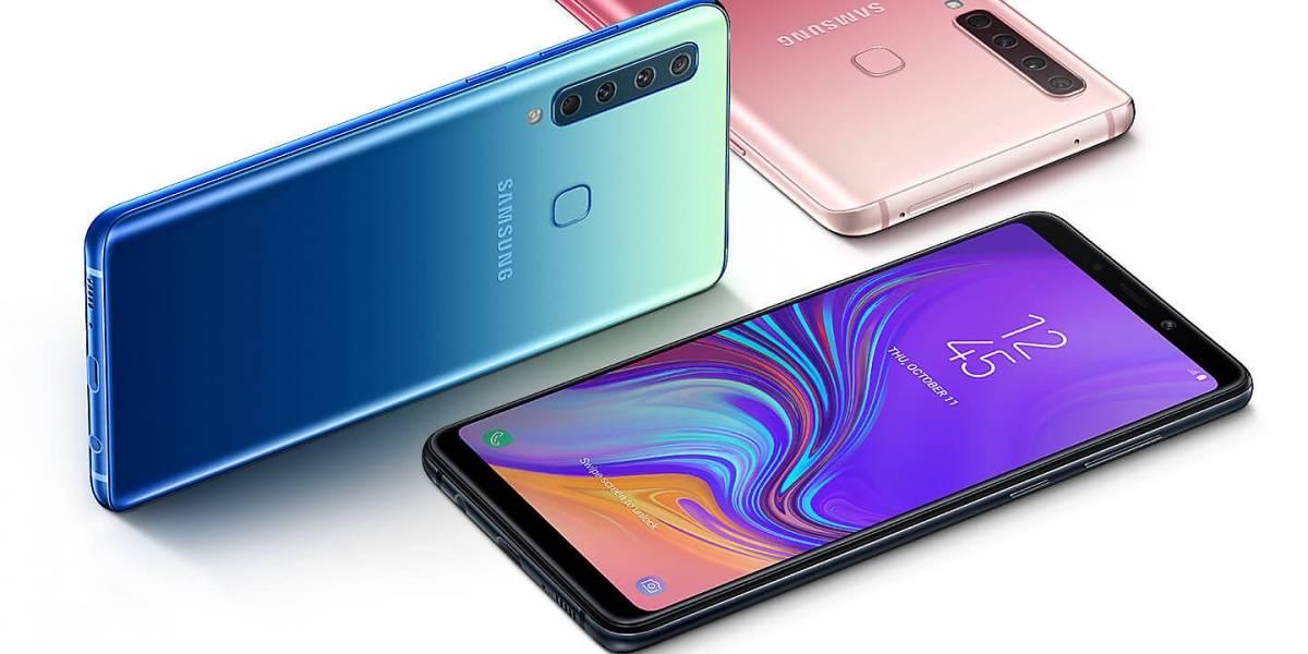 Los Samsung Galaxy A9 y Galaxy A7 finalmente llegan a Colombia: Conoce sus precios y características