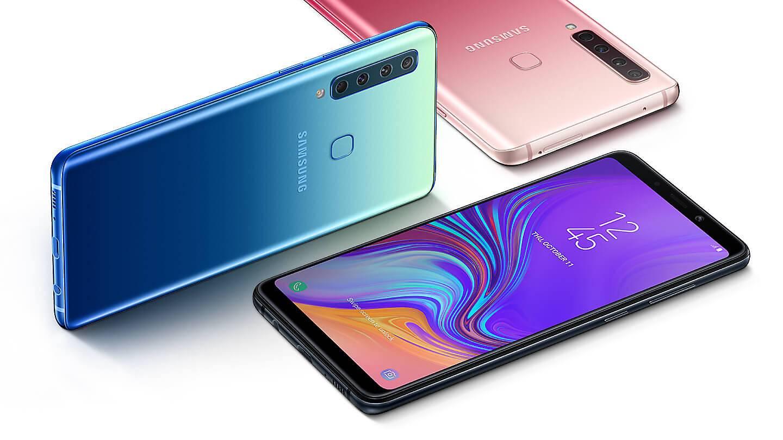 Los Samsung Galaxy A9 y Galaxy A7 finalmente llegan a Colombia: Conoce su precio y características