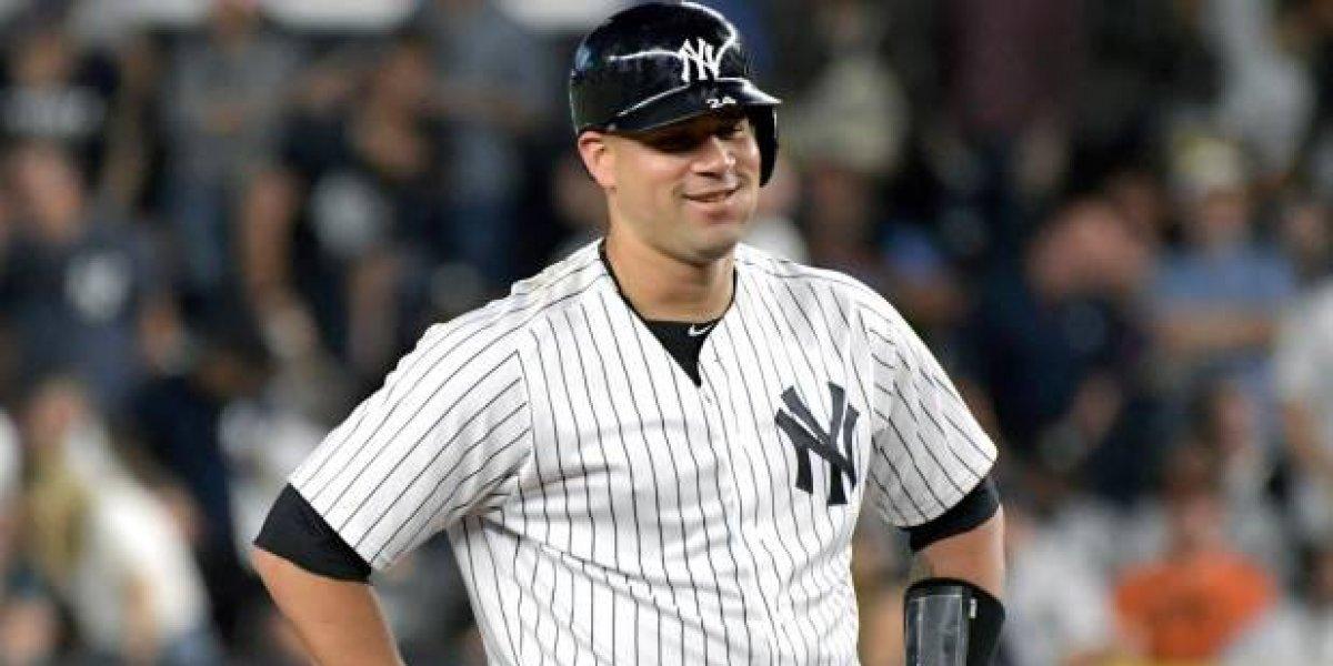 Números explican por qué los Yankees no quieren cambiar a Gary Sánchez