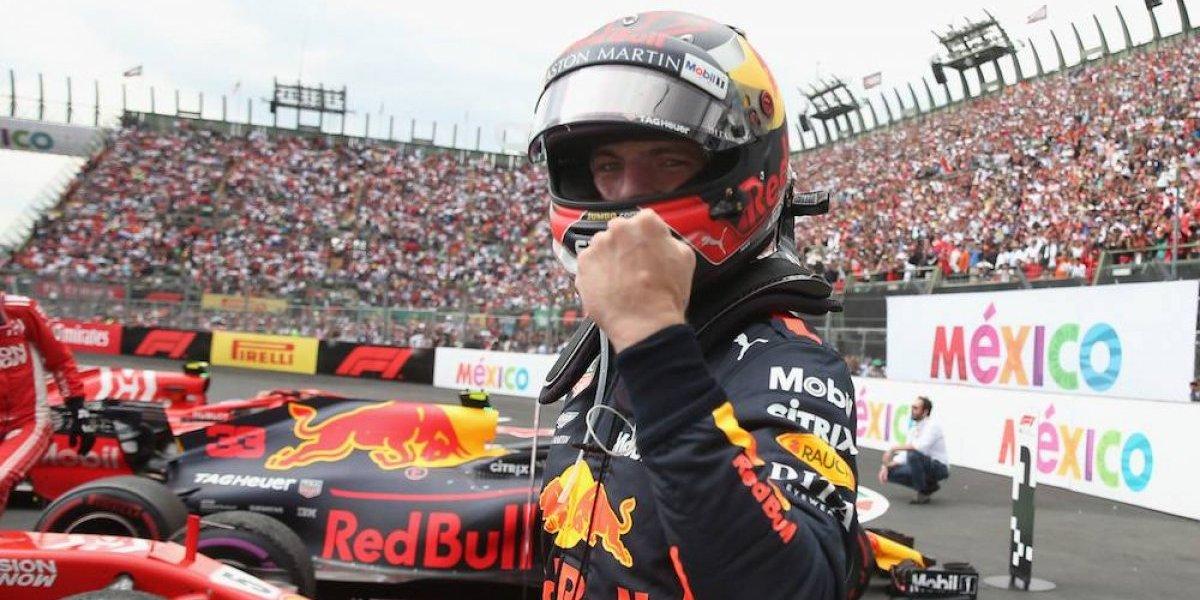 Ya hay fecha para el GP de México la Fórmula 1 de 2019