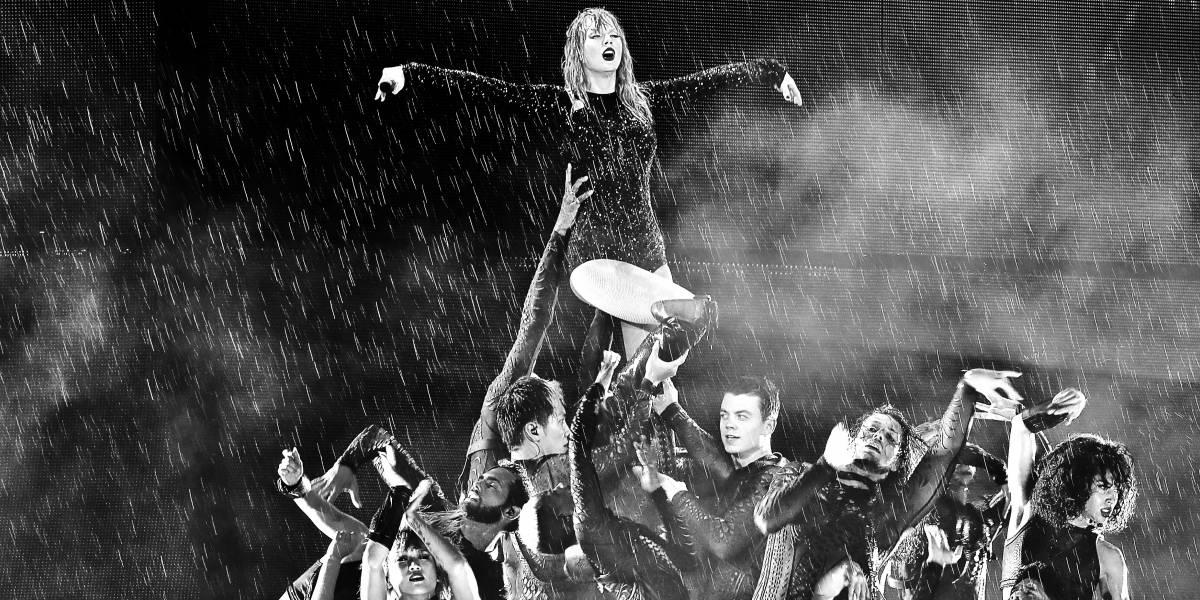 Taylor Swift lidera lista de álbuns mais ouvidos em 2018 da Billboard