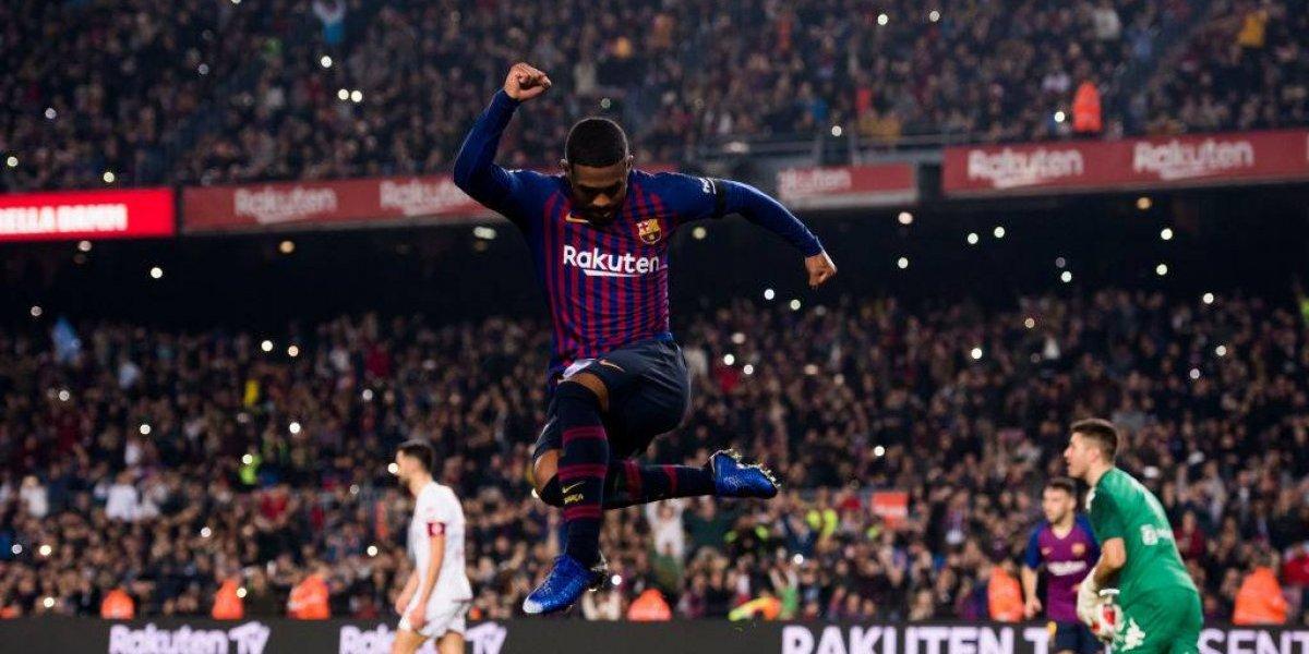 Sin el afiebrado Arturo Vidal, un joven Barcelona goleó al modesto Cultural Leonesa