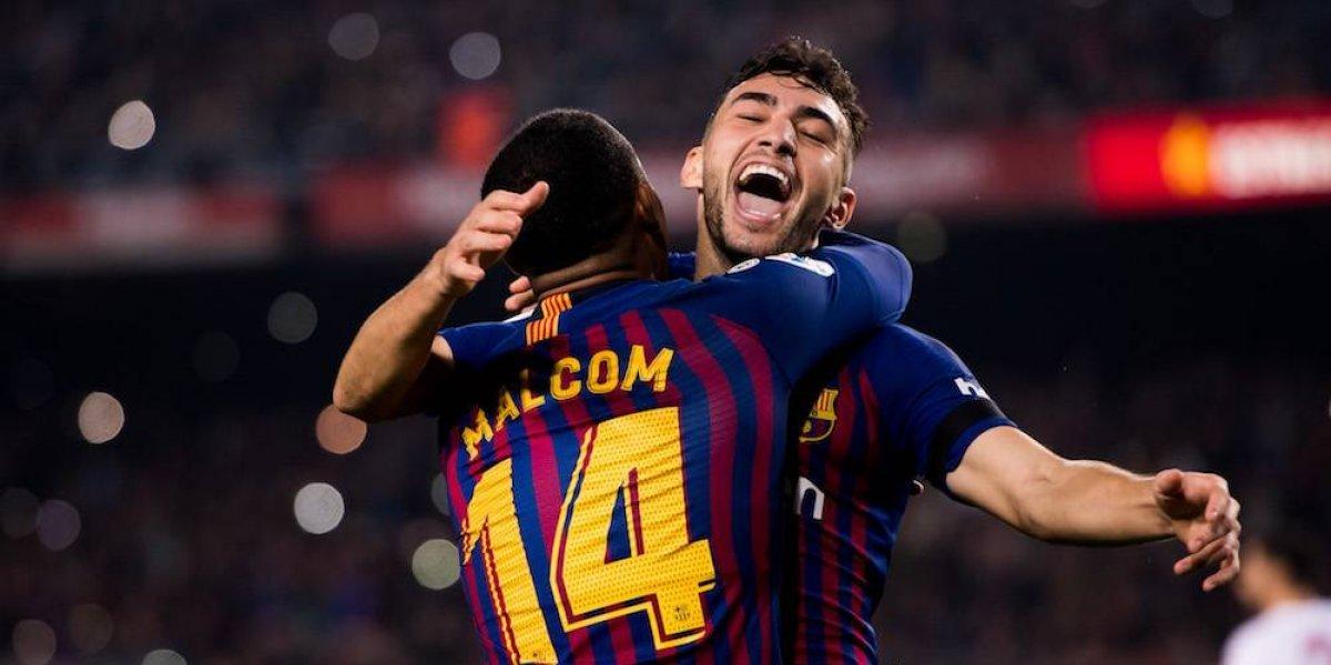 Favoritos avanzan en Copa del Rey del fútbol español