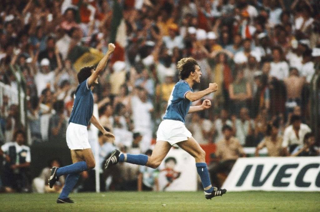 Italia campeón 82