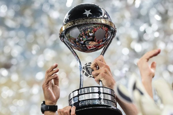 La Sudamericana cambia / imagen: Getty Images