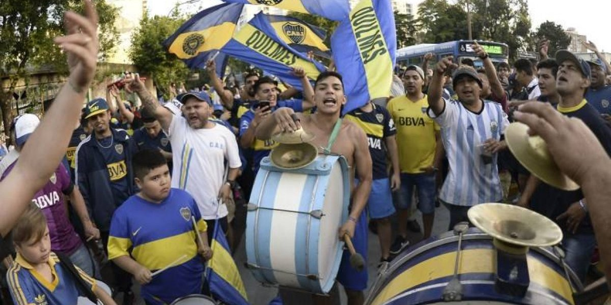 VIDEO. La increíble despedida que hicieron los hinchas a Boca Juniors