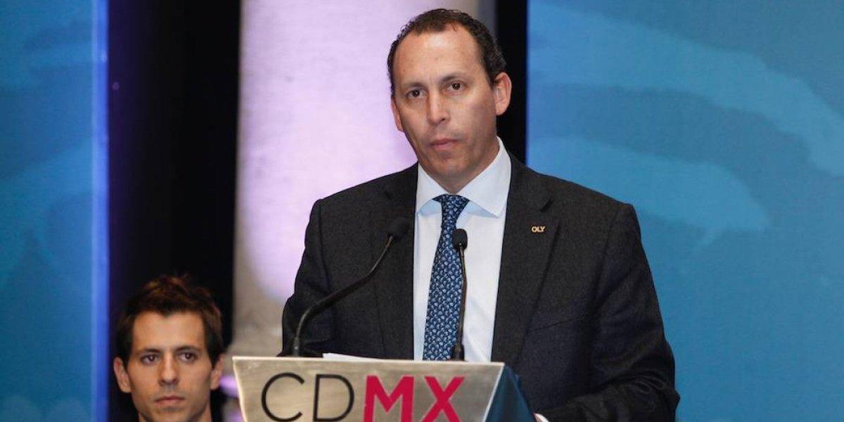 Horacio de la Vega puso fin a su administración al frente de Indeporte